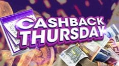Cash Back Thursday