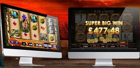 online gambling optimised for mobile