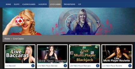 Express Win Live Casino