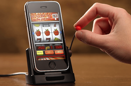 real money phone slots and table games