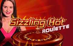 Live Sizzling Hot Roulette